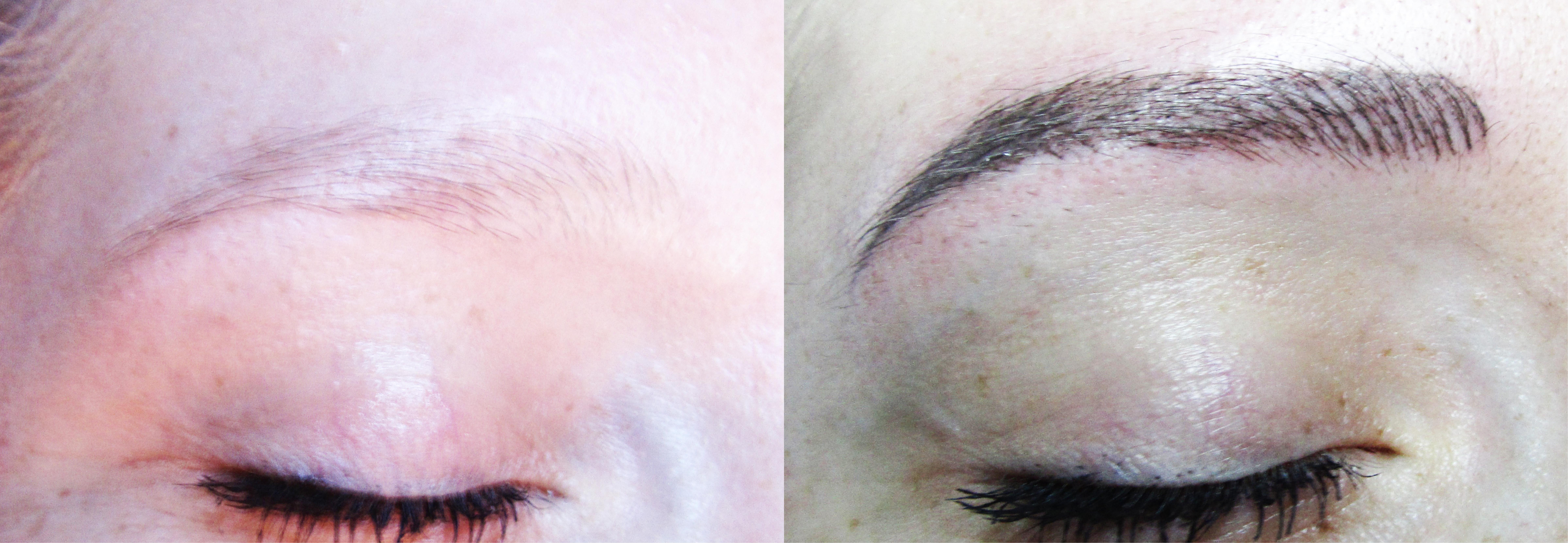 Permanent Make up Ulm Härchenzeichnung Microblading Vollschattierung