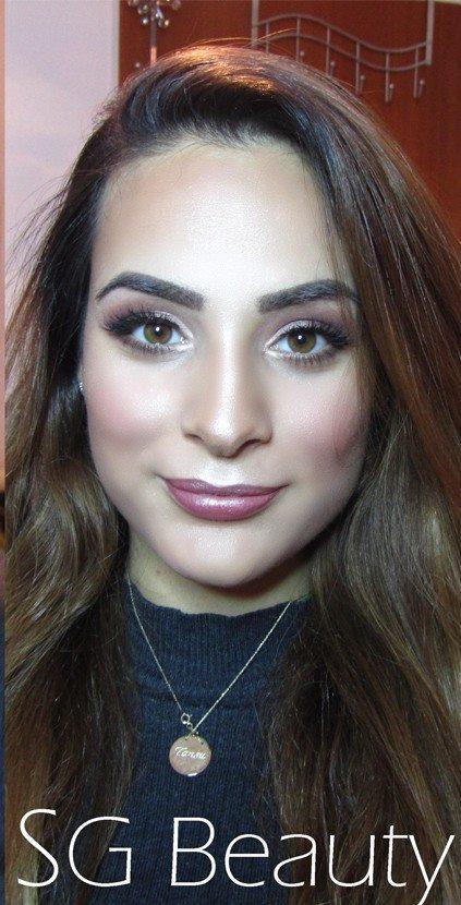 Abend Make-up von der erfahrenden Visagistin, Bei SG Beauty bekommst du ein rundum sorglos Paket! Jetzt gleich einen Termin vereinbaren.