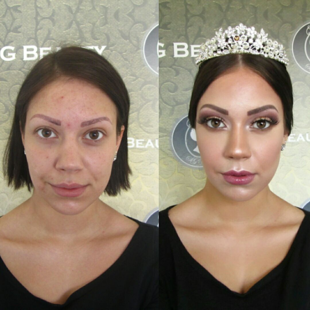 Braut Make-up, Hochzeits Make-up, Permanent Make-up, Make up, S